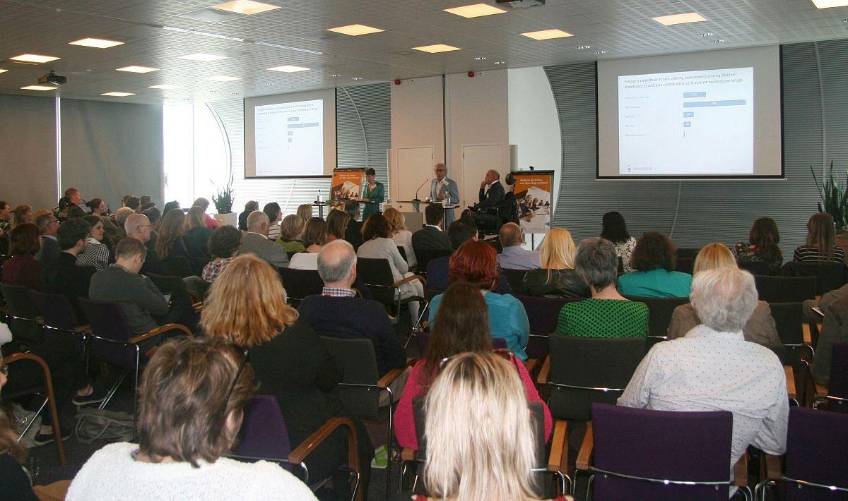 30 maart vond in Utrecht het pgb-congres plaats. Een leerzaam en inspireren congres met (inter)nationale sprekers, workshops en actuele flitspresentaties.