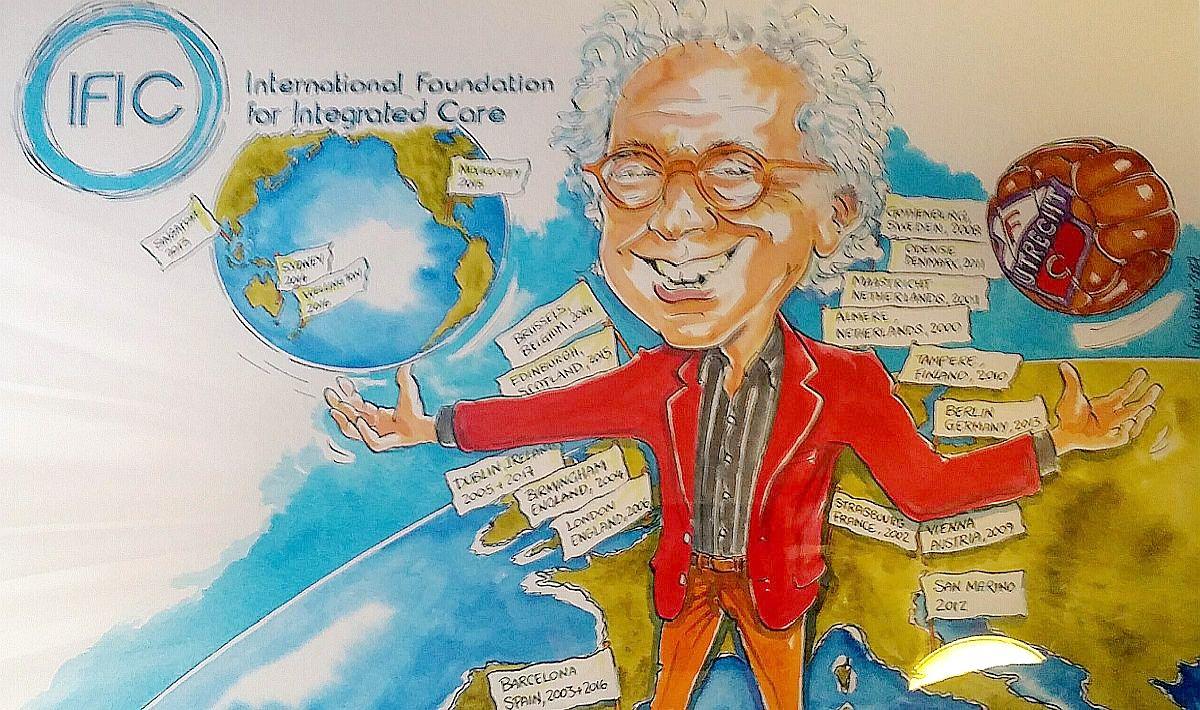 10 mei 2017 ben ik gestopt als voorzitter van de International Foundation of Integrated Care (IFIC). Mijn opvolger heet Albert Alonso.