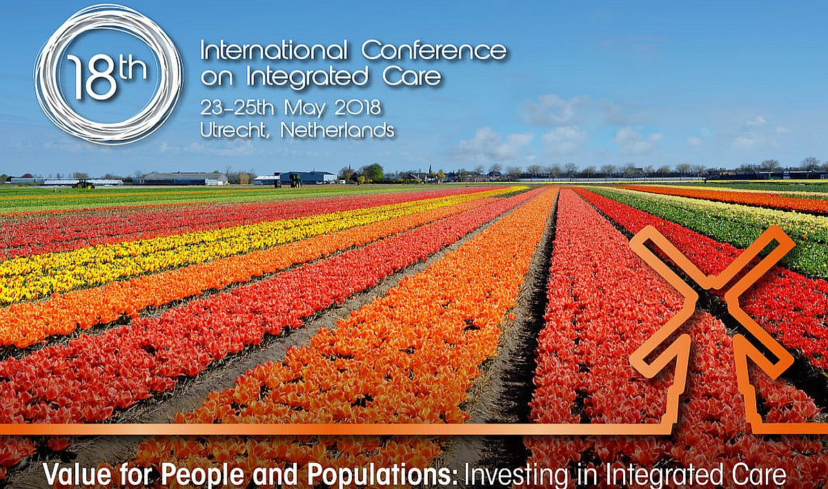 De International Foundation of Integrated Care organiseert mei 2018 haar jaarcongres in Utrecht. Interesse om een voordracht te houden tijdens dit congres?