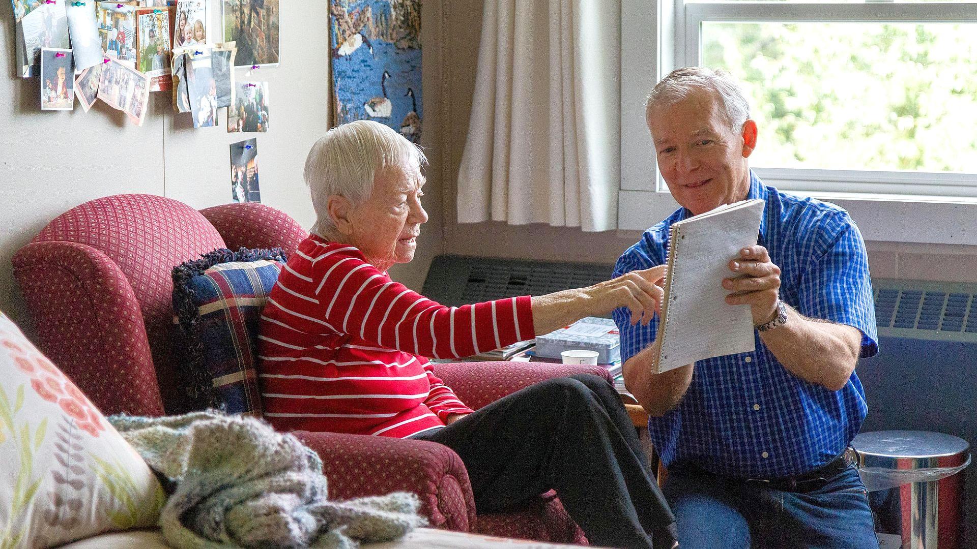 Nalatenschap ouderen raad en daad